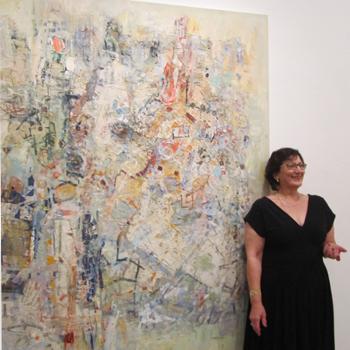 Zahava Lupu - Contemporary abstract artist