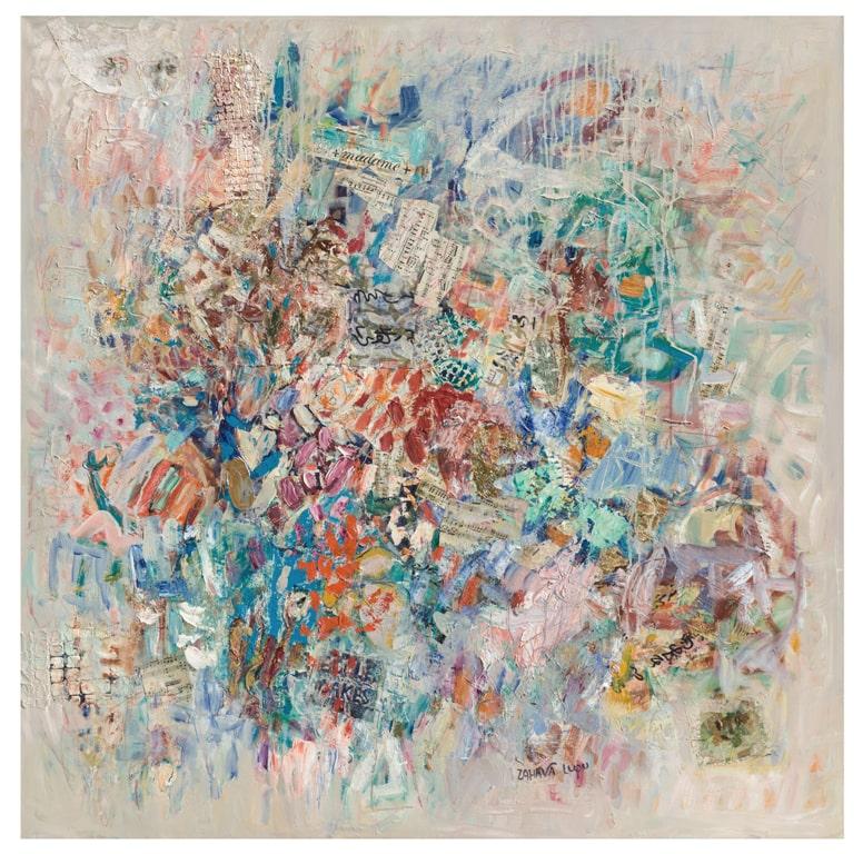 Musical Etude abstract artwork