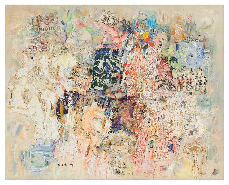 Composition in Matter wall art