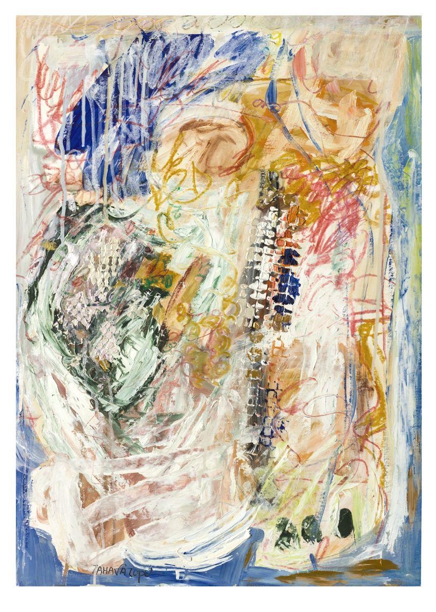 Buy original artwork - oil on paper 23