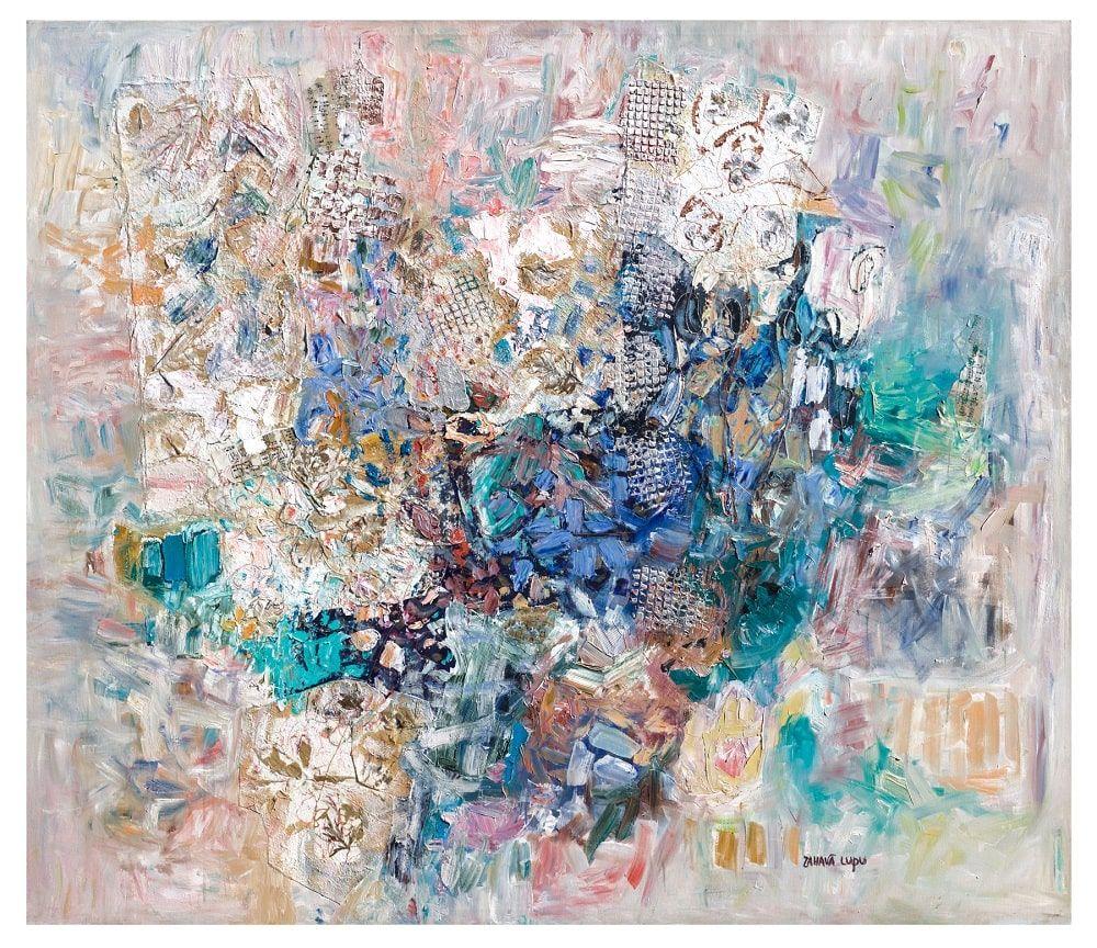Buy original artwork - oil on canvas CD