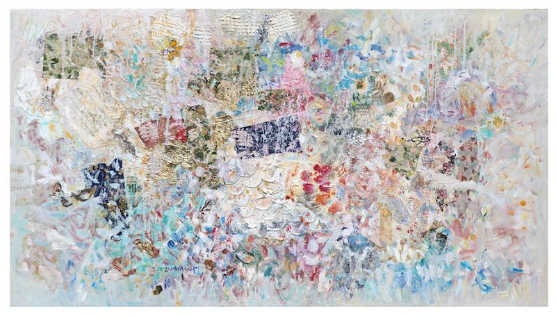 Modern art for sale - Zahava Lupu