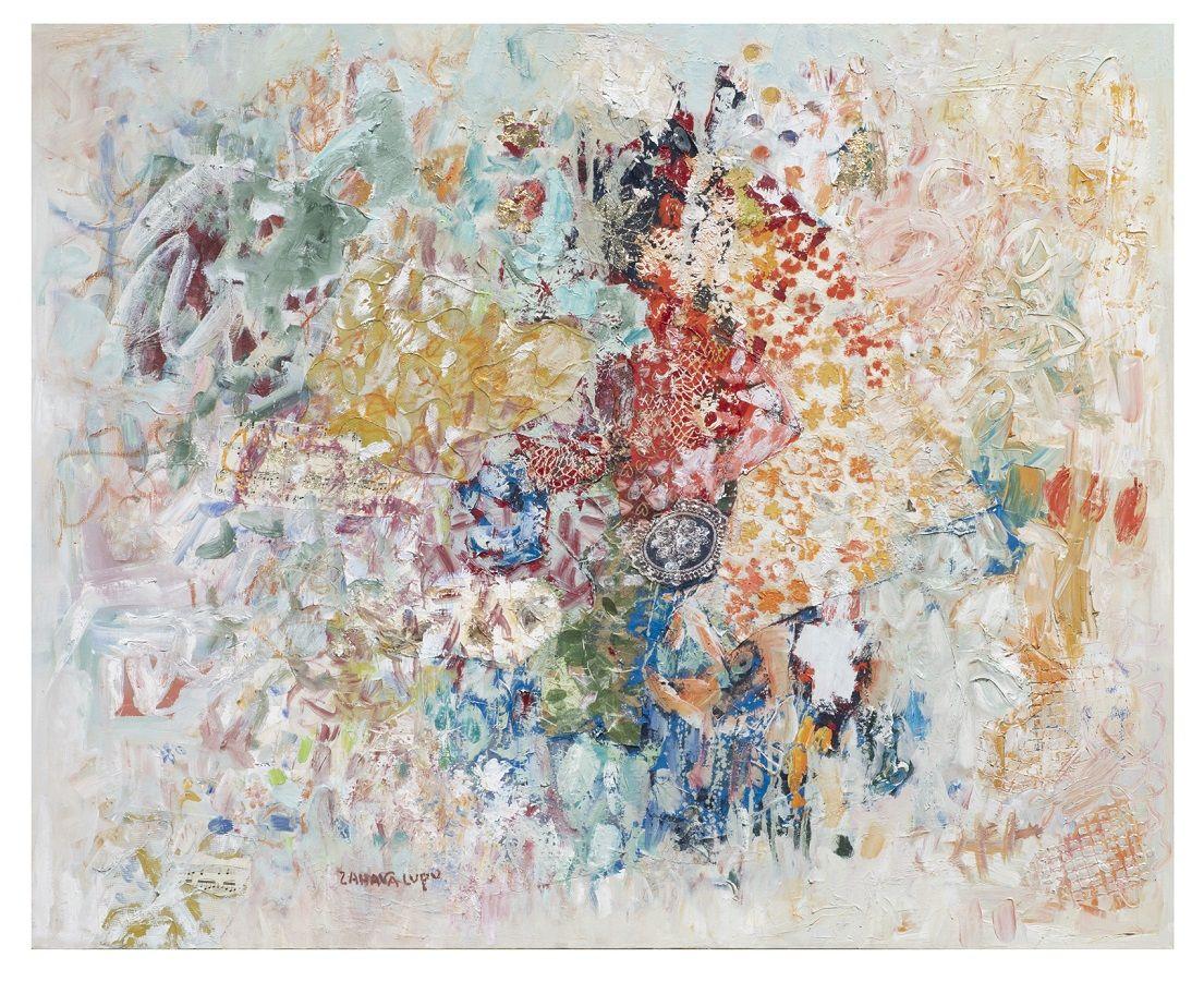 Buy online artwork - Zahava Lupu Dawn of a new day